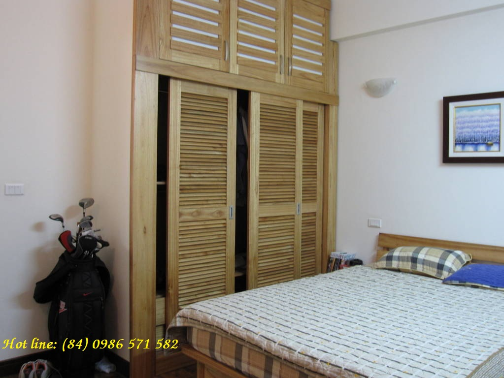 Apartment For Rent In Hanoi : Cheap 1 Bedroom Apartment