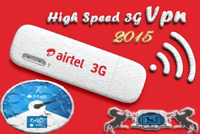 Airtel High Speed VPN Trick 2015 Free Download 100% Working