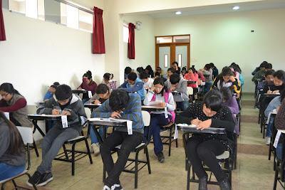 Resultados examen de admisión ordinario Universidad Andina del Cusco UAC 2016-I 28 de febrero