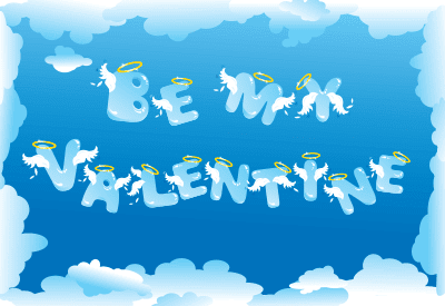 Be My Valentine Sky
