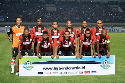 Daftar Skuad Pemain Persipura Jayapura 2019 Terbaru (+Nomor Punggung)