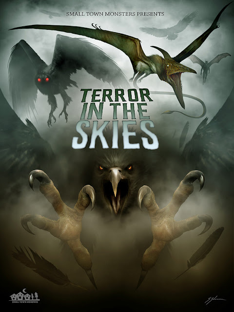 Terror in the Skies official poster