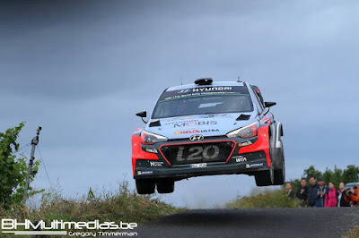 WRC - ADAC Rallye Deutschland