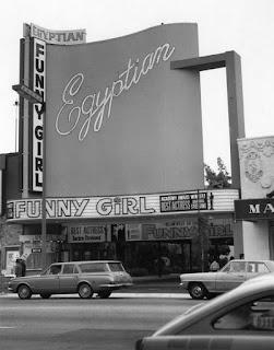 Graumano Egipto teatras Holivude, JAV, 1920 m.