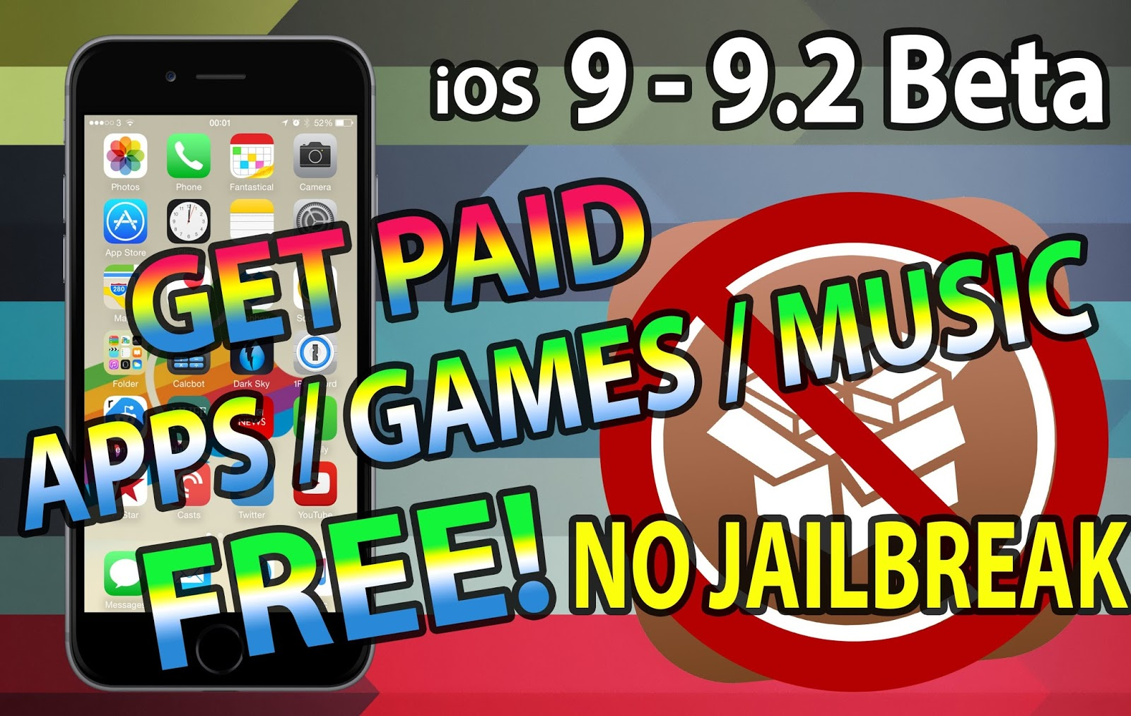 how to get paid ios apps for free without jailbreak