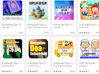 Aplikasi Android Kumpulan Doa Islam