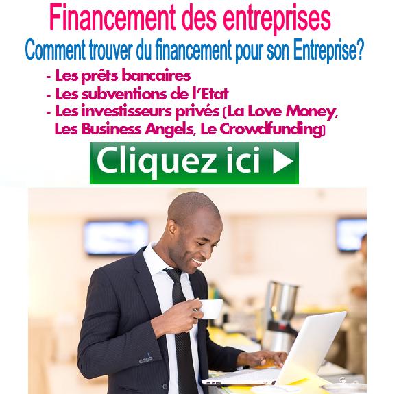Recherche de financement
