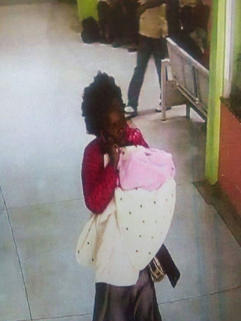 Photos: Woman who suffered miscarriage nabbed after stealing two-week old twin baby at Kenyatta National Hospital