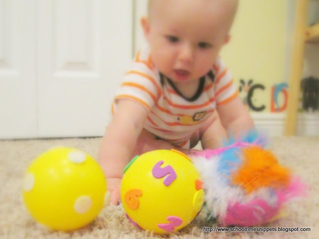 Sensory Activity for Babies