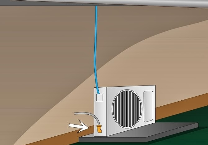 Electrical Wiring Diagram Of Split Ac