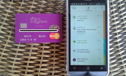 Cartão de credito, sem anuidade, consulta