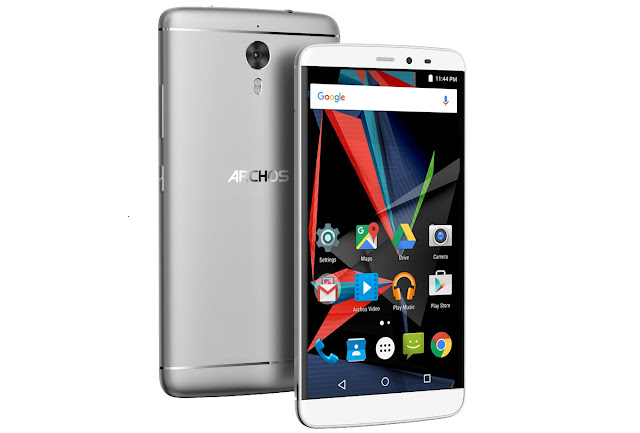 Archos Diamond 2 Note With Helio X10 Has Announced