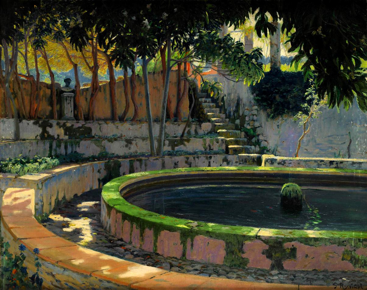 Santiago Rusiñol e suas principais pinturas | Pintor espanhol