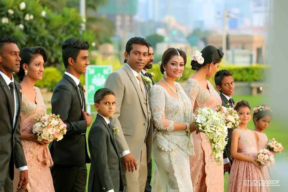 upeksha wedding