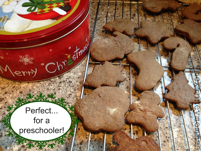 costco, #HolidayMoments, #ad, cbias, gingerbread cookies, christmas cookies, children at christmas