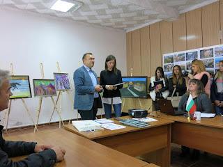 Изложба, посветена на европредседателството на България беше открита в Доспат