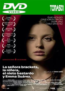 La señora Brackets, la niñera, el nieto bastardo y Emma Suárez (2014) DVDRip