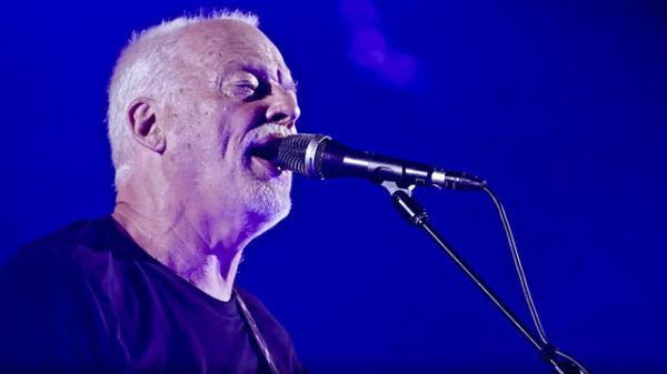 "DAVID GILMOUR: Το video του ""Faces Of Stone"" απο το ""Live At Pompeii"""