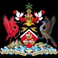 Logo Gambar Lambang Simbol Negara Trinidad dan Tobago PNG JPG ukuran 200 px