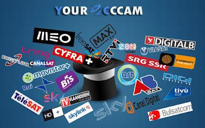 قنوات CCCAM المجانية قنوات العالم + قنوات HD الرياضية 11-08-2018