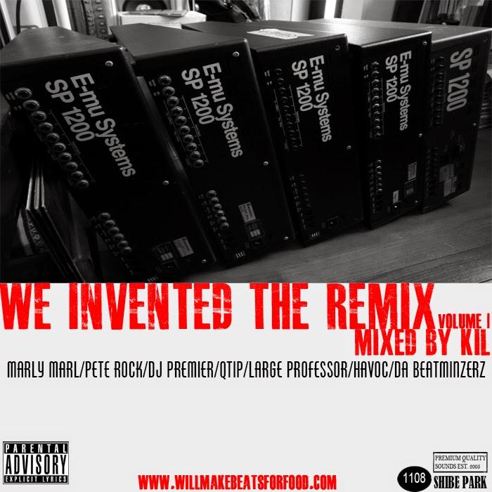 We Invented The Remix Volume 1 Mixtape