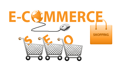 E-commerce site SEO