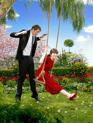Pushing Daisies Ned y Chuck