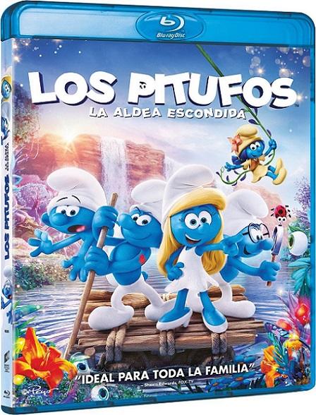 Smurfs: The Lost Village (Los Pitufos: La Aldea Escondida) (2017) 1080p Blu ray REMUX 18GB mkv Dual Audio DTS-HD 5.1 ch