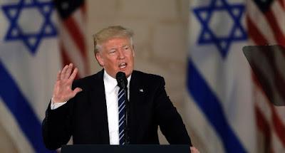 Donald Trump mantiene el misterio sobre su plan de paz en Oriente Medio