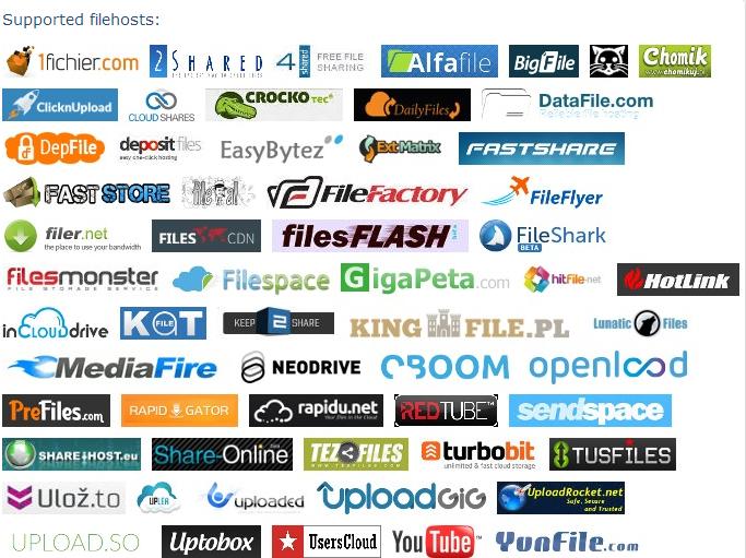 LeechMafia Free Rapidleech sites with Premium: LinkChecker