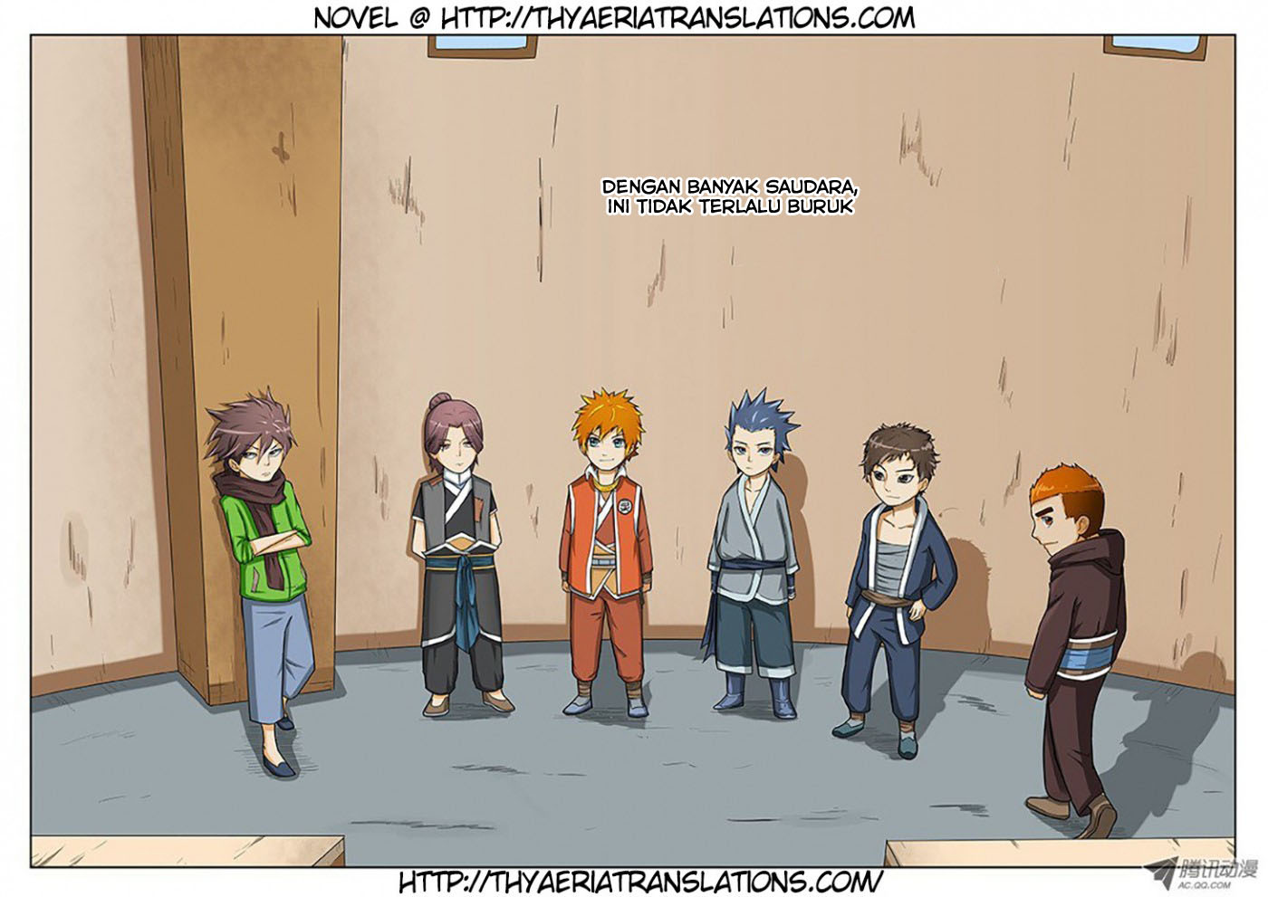 Tales of Demons and Gods Chapter 3