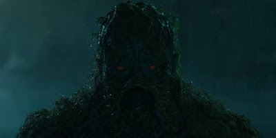 Monstro do Pântano ganha o seu primeiro trailer