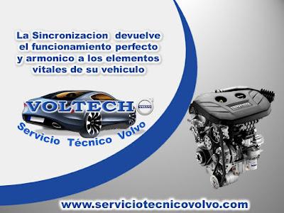 Sincronización de Motor Volvo VOLTECH