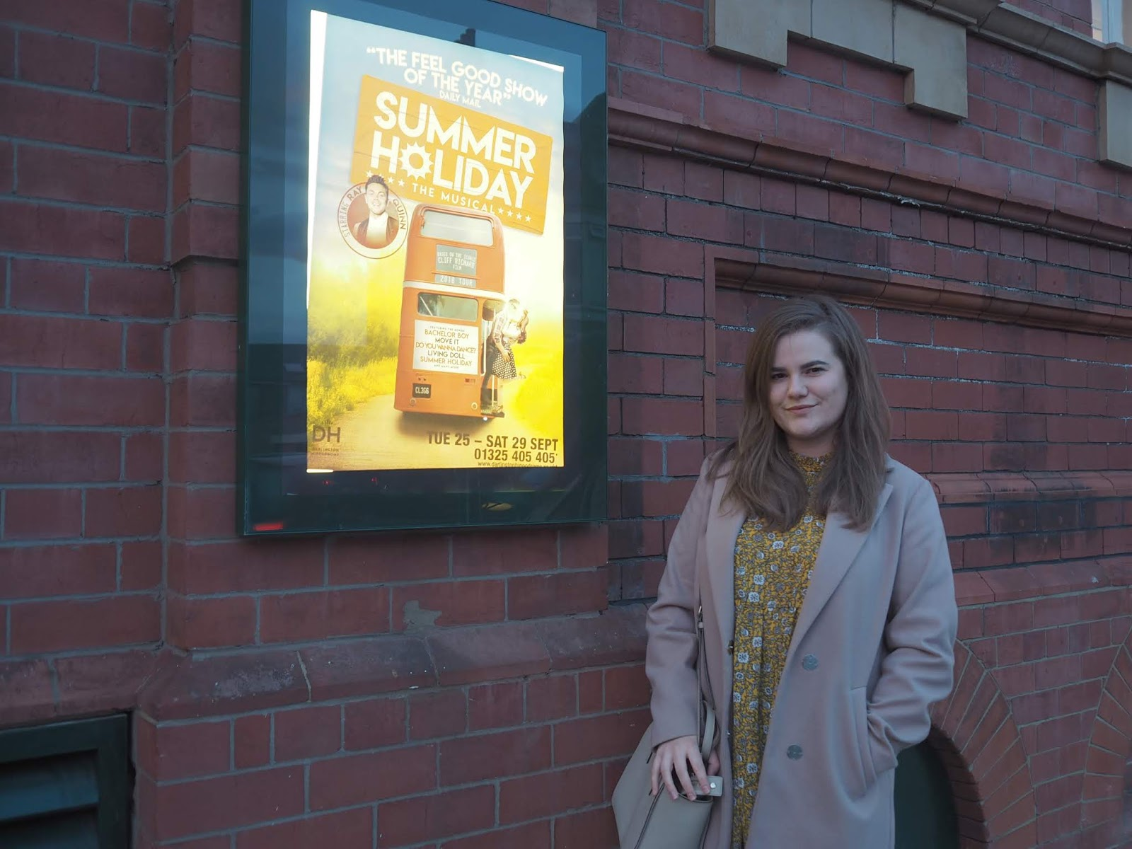 Summer Holiday musical Darlington Hippodrome review