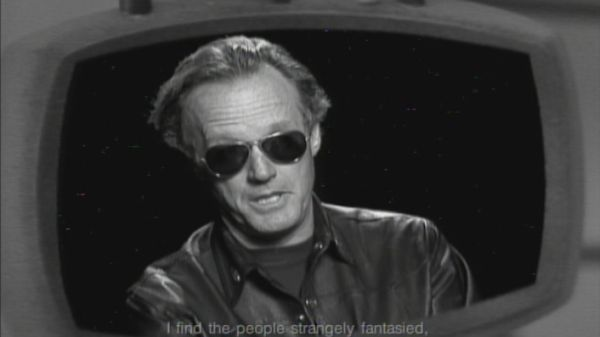 Peter Fonda in SGC2C episode Brilliant Number One - Animated Shorts
