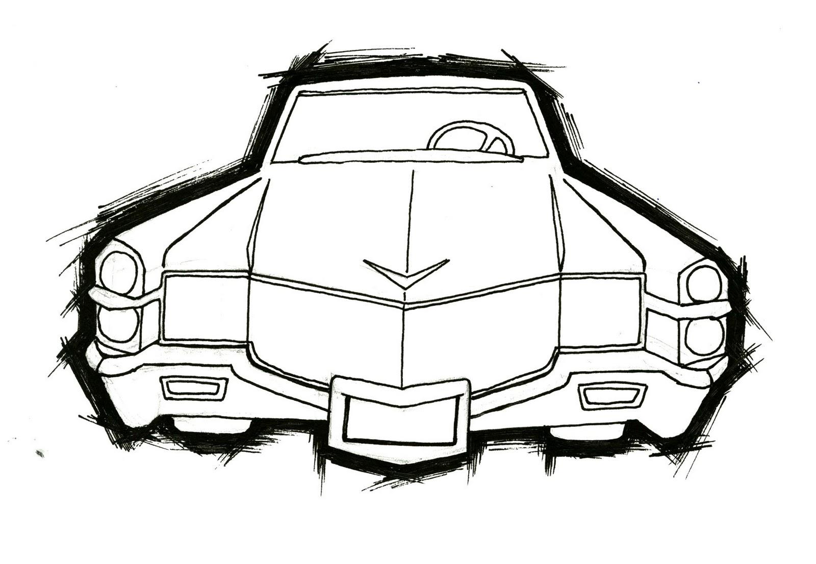 Cadillac Hood