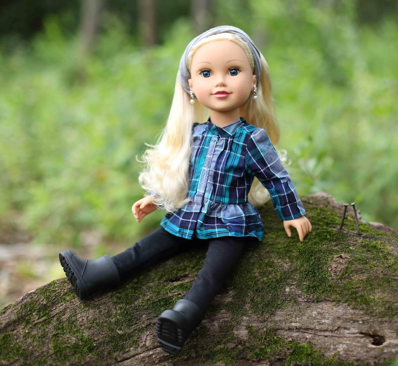 My Journey Girls Dolls Adventures: Giovanna In a New York
