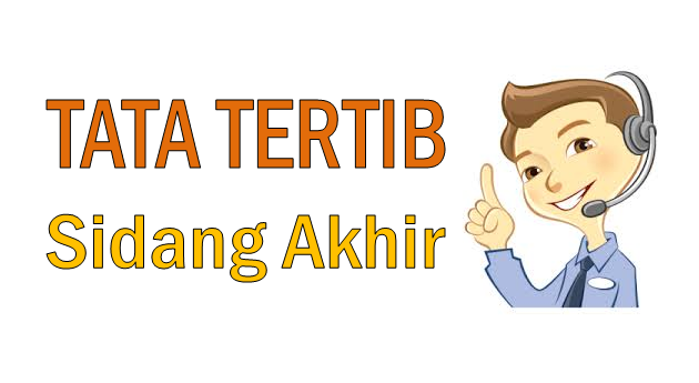 TATA TERTIB SIDANG PROPOSAL TUGAS AKHIR