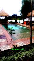 kolam renang villa dgiv ciater 3kamar