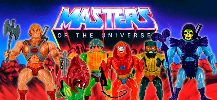 Figuras Masters del universo Mattel 1982