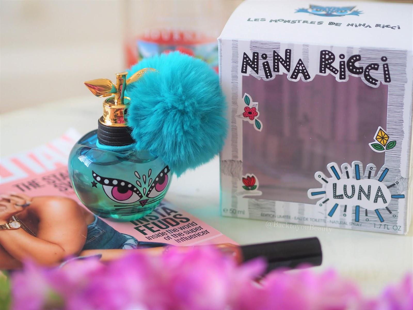Nina ricci luna box