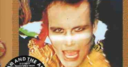 One Man 1001 Albums Adam And The Ants Kings Of The Wild
