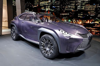Goodyear Lexus Paris 2016