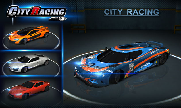 City Racing 3d Game for pc