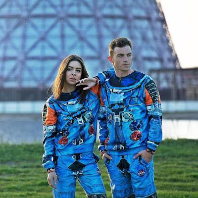 Vintage Astronaut Space Suit