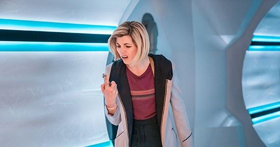 Doctor Who Series 11 - The Tsuranga Conundrum