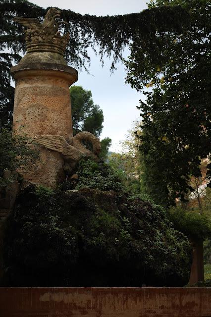 Parque dle Laberinto de Horta