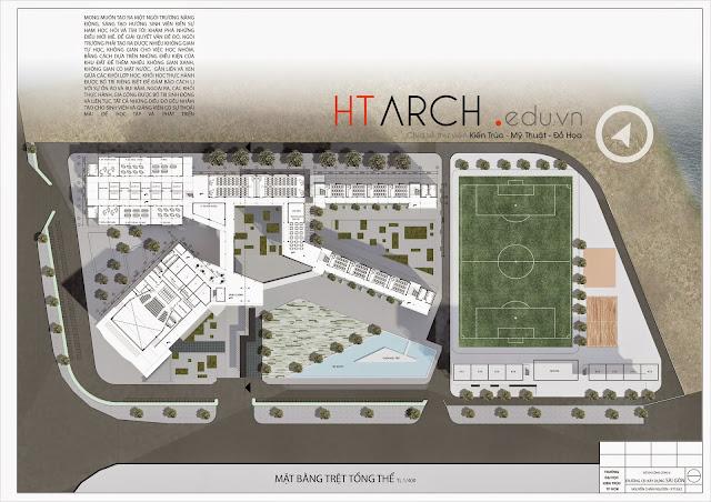 kiến trúc Đồ án cao đẳng xây dựng tphcm