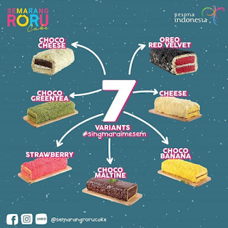 Review Semarang Roru Cake Irwansyah Zaskia Sungkar Varian Rasa dan Harga Terbaru