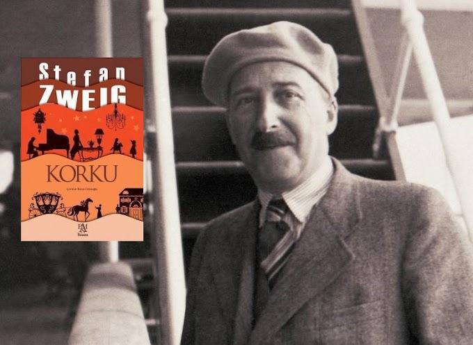 Korku Kitap Yorumu Stefan Zweig